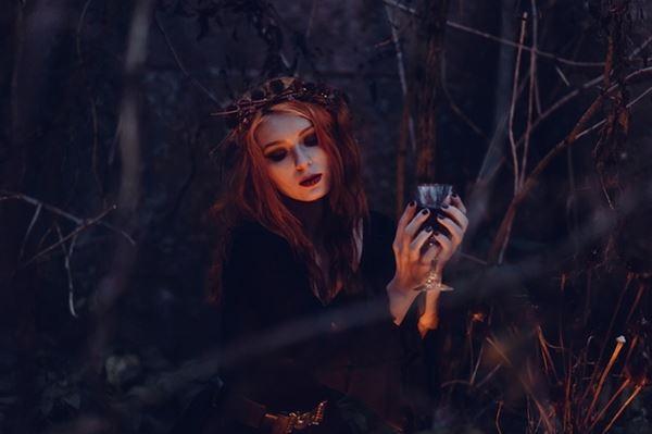 O czarnej magii