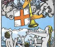 Sąd Ostateczny karta tarota